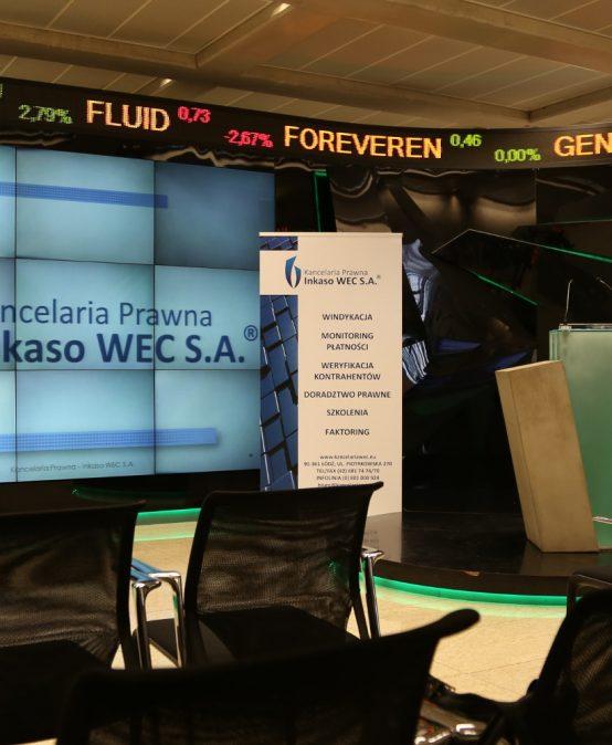 Kancelaria Prawna – Inkaso WEC S.A. w segmencie NC Focus